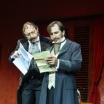 Ředitelé Opery Populaire: Petr Matuszek a Jan Urban