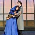 Na střeše Opery; Christine - Monika Sommerová, Raoul - Bohuš Matuš